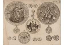 Středověké pečetě