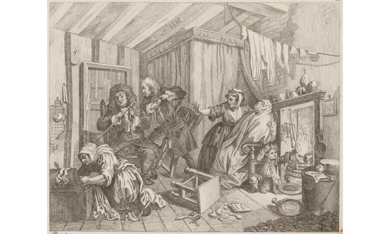 Barokní hostina